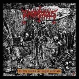 IGNOMINIOUS - Death Walks Amongst Mortals . CD