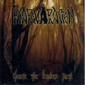 PIAREVARACIEN - Down The Broken Path . CD