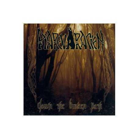 PIAREVARACIEN - Down The Broken Path . CD
