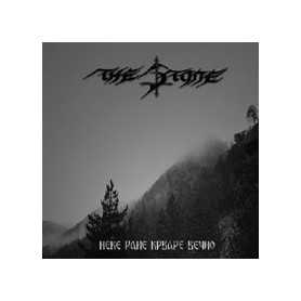THE STONE - Neke Rane Krvare Vecno . CD