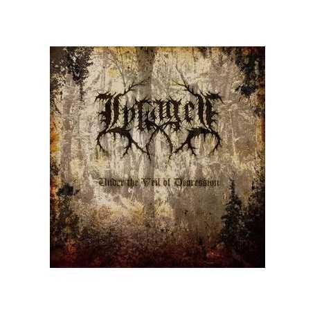 LYKAUGES - Under the Veil of Depression . CD
