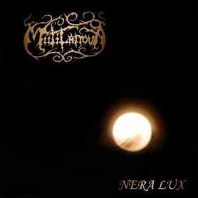 MUTILANOVA - Nera Lux . CD