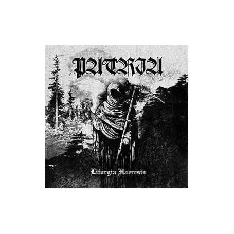 PATRIA - Liturgia Haeresis . CD