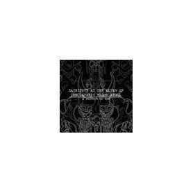 V/A - Tribute to Von Sacrifice at the Altar of the Satanic Blood Angel . CD