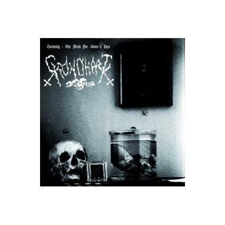GRONDHAAT - Humanity : The Flesh For Satan's Pigs . CD