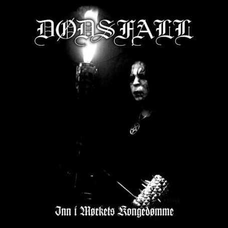 DODSFALL - Inn I Morkets Kongedomme . CD