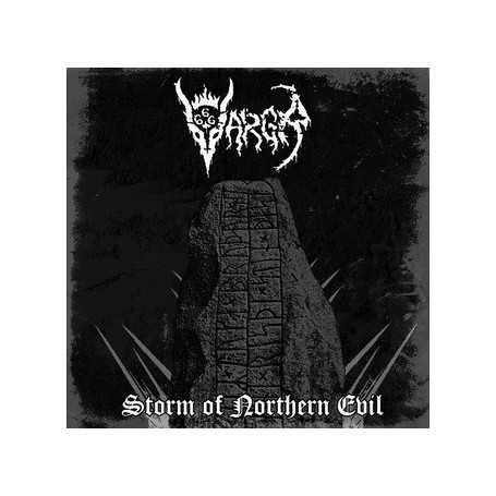 VARGR - Storm of Northern Evil . CD