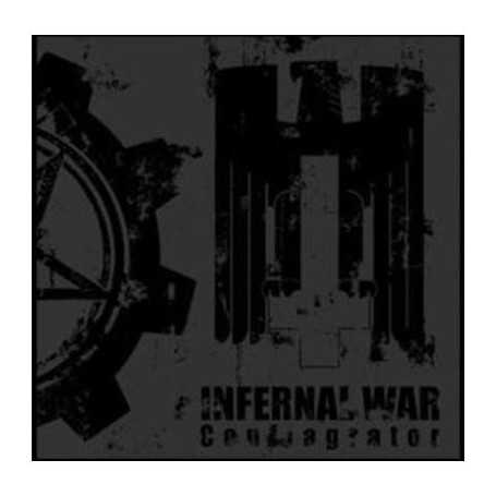 INFERNAL WAR - Conflagrator . CD