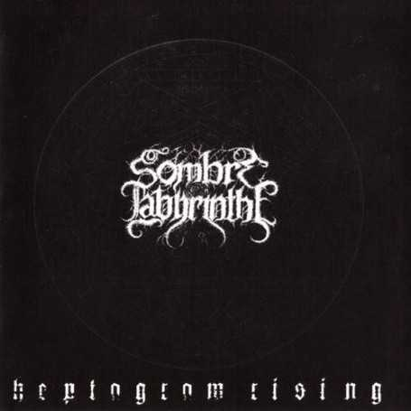 SOMBRE LABYRINTHE - Heptagram Rising . CD
