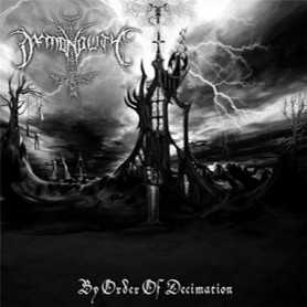 DAEMONOLITH - By Order Of Decimation . CD