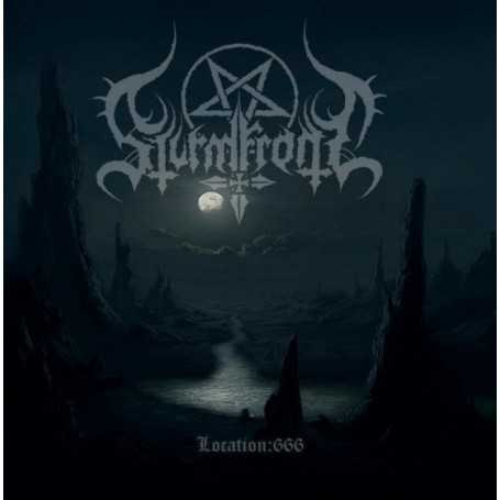 STURMFRONT - Location:666 . CD