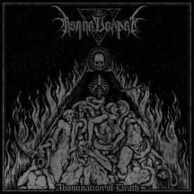 INSANE VESPER - Abominations Of Death . CD