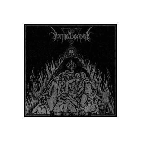 INSANE VESPER - Abominations Of Death . CD