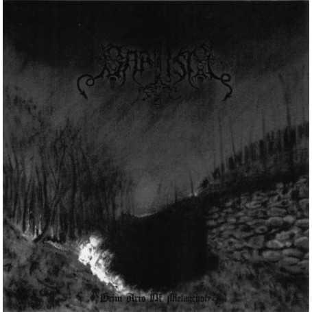 BAPTISM - Grim Arts of Melancholy . CD