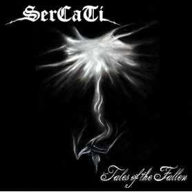 SERCATI - Tales of the Fallen . CD