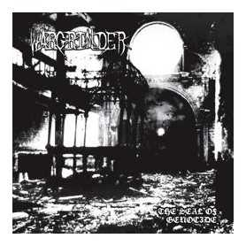 WARGRINDER - The Seal of Genocide . CD
