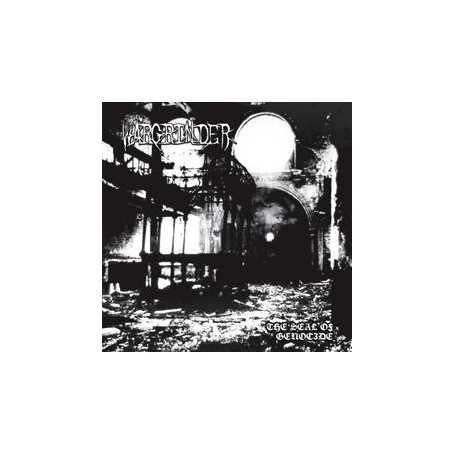 WARGRINDER - The Seal of Genocide . CD