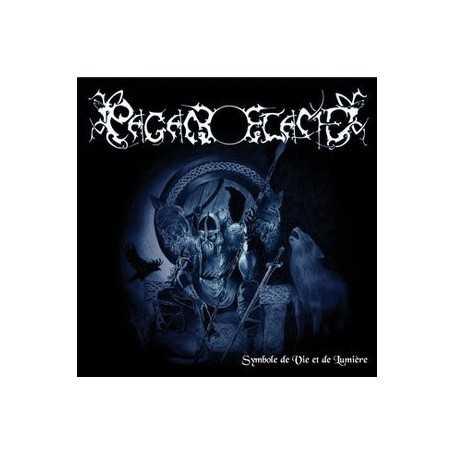 PAGAN FLAME - Symbole de Vie et de Lumière . CD