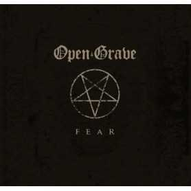 OPEN GRAVE - Fear . CD