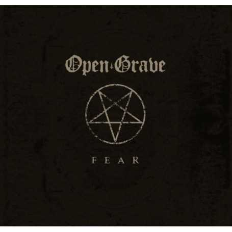 OPEN GRAVE - Fear . CD