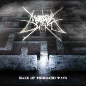 MAGISTER DIXIT - Maze of Thousand Ways . CD