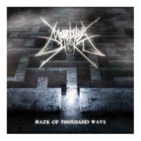 MAGISTER DIXIT - Maze of Thousand Ways . CD