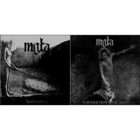 MGLA - Mdłości / Further Down The Nest . CD