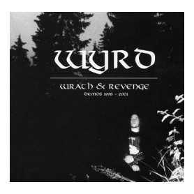 WYRD - Wrath & Revenge . CD
