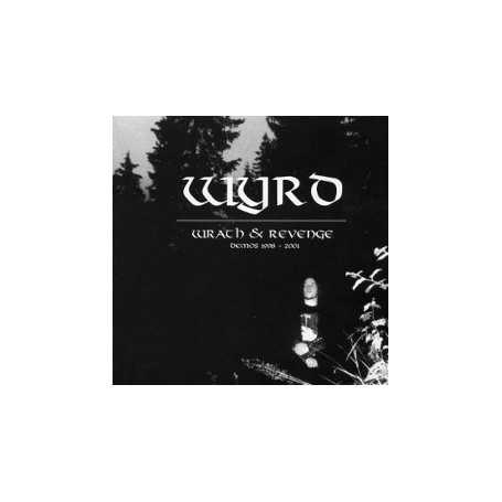 WYRD - Wrath & Revenge . CD