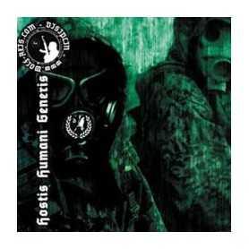 DISIPLIN - Hostis Humani Generis . CD