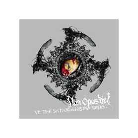NON OPUS DEI - VI: The Satanist Credo . CD