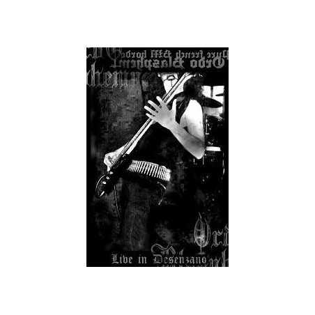 ORDO BLASPHEMUS - Live in Desenzano . MC