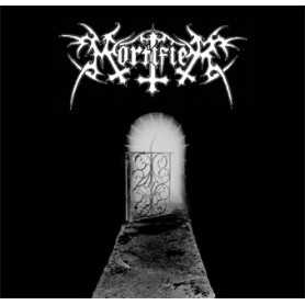 MORTIFIER - Darkness My Eternal Bride . CD