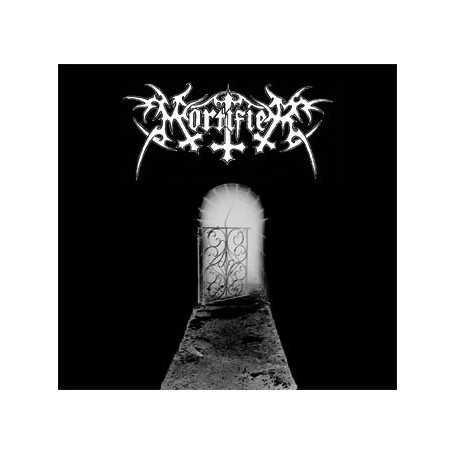 MORTIFIER - Darkness My Eternal Bride . CD