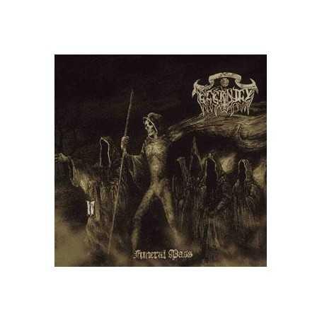 ETERNITY - Funeral Mass . CD