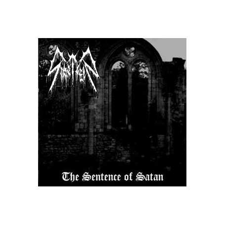 SVARTFELL - The Sentence of Satan . CD