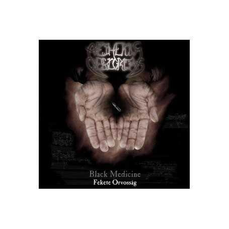 AETHERIUS OBSCURITAS - Black Medicine / Fekete Orvossag . CD