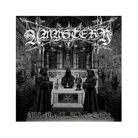 AMYSTERY - All Hail The Cult . CD