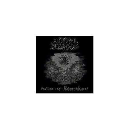 NATUS DEPROSIS - Fortune Of Relinquishment . CD