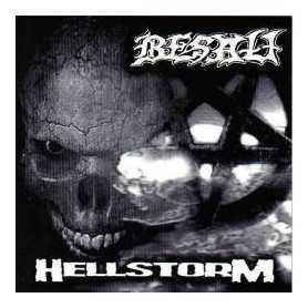 BESATT - Hellstorm . CD