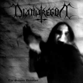 DIAMATREGON - The Satanic Devotion . CD