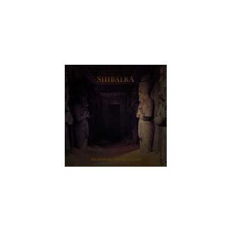 SHIBALBA - Memphitic Invocations . CD