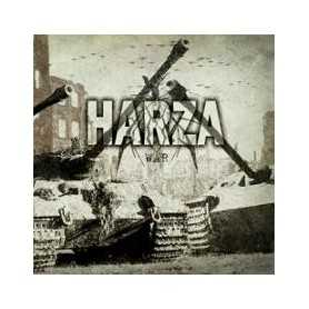 HARZA - War . CD