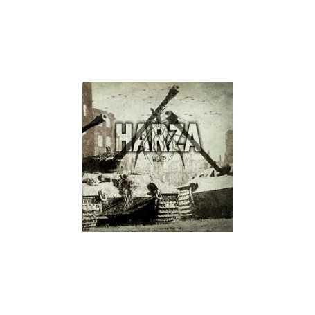 HARZA - War . CD