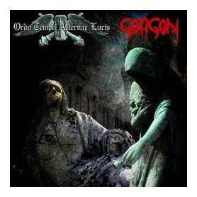 GORGON / ORDO TEMPLI AETERNAE LUCIS - S/T . CD