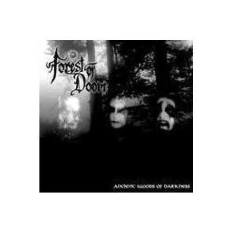 FOREST OF DOOM - Ancient Woods Of Darkness . CD