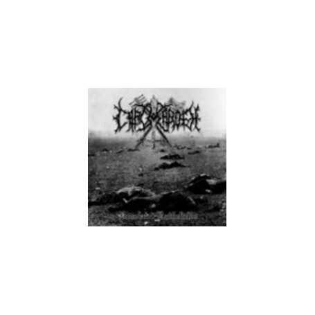 CARCHAROTH - Desolated Battlefields . CD