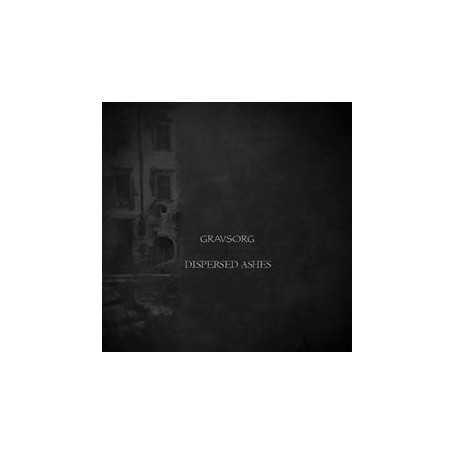 DISPERSED ASHES / GRAVSORG - Split S/T . CD