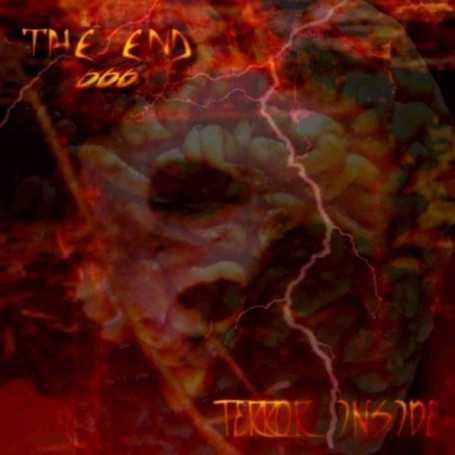 THE END 666 - Terror Inside . CD