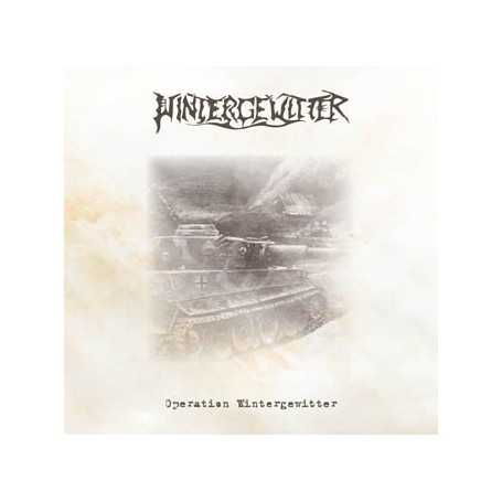 WINTERGEWITTER - Operation Wintergewitter . CD